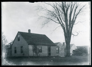Poyen Comb factory (Thompson House)