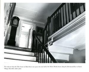 Moses george stairway